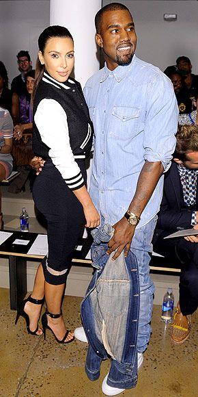 Kim Kardashian Kim Kardashian Kanye West Kanye West And Kim Kim K And Kanye