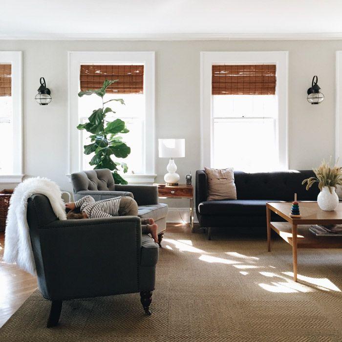 Introducing Comfort Zone Sarah Hart Neutral Living Room Home Living Room Living Room Redo