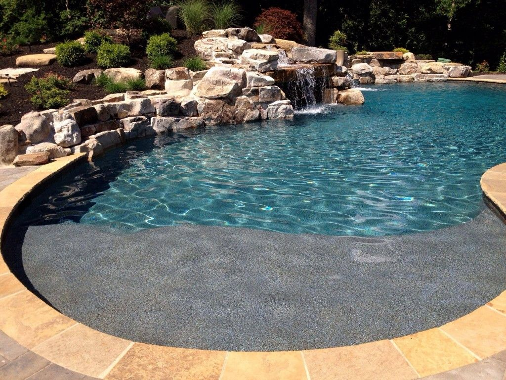Swiming Pools Gunite Pool With Variable Speed Pump Also Floating Led Pool Light And Solar