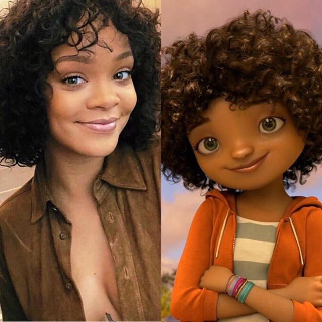 Image result for rihanna as tip