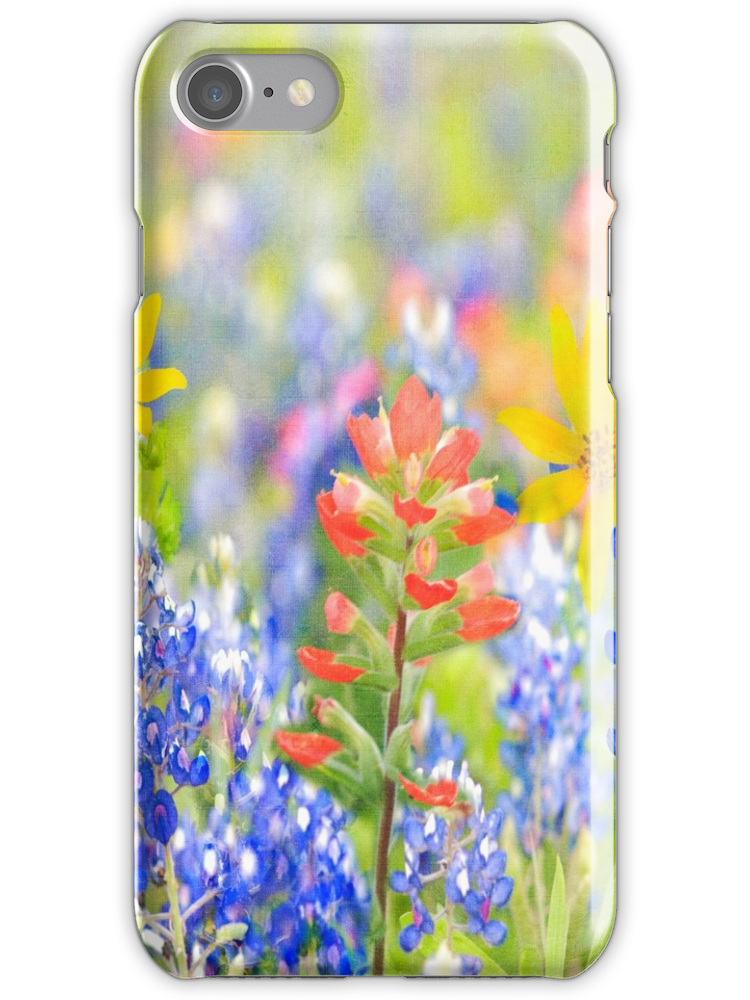low priced 44ee7 2f0c5 Wildflower Scarf' iPhone Case by Bonnie T. Barry | Products | Iphone ...