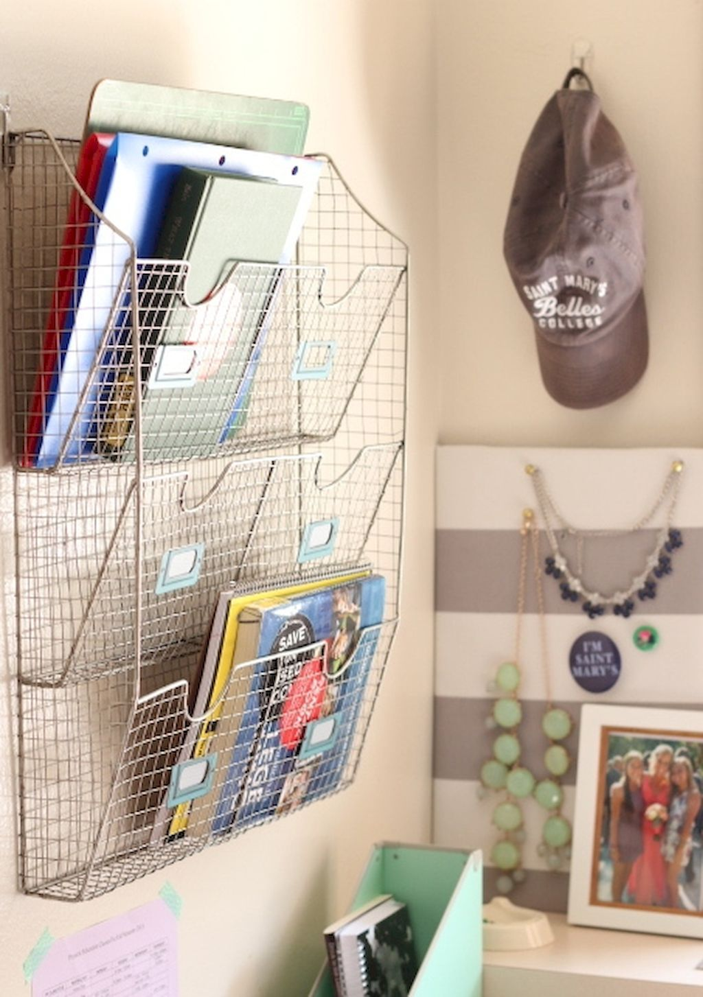 Clever Dorm Room Organizing Storage Ideas On A Budget