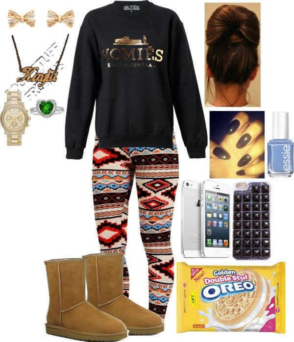 """Chillin' With The Crew..."" by kaykay4eva ❤ liked on Polyvore"