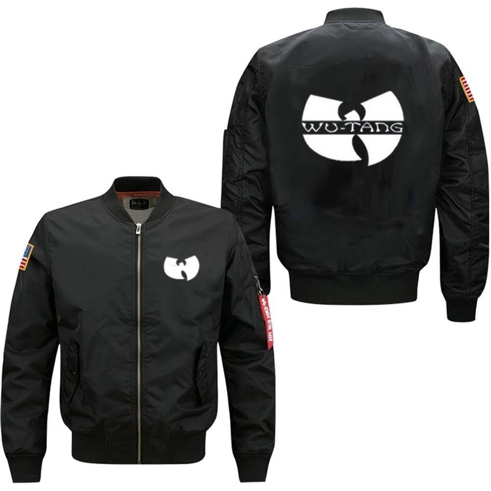 Protect Ya Neck Onyx Bomber Jacket Black Bomber Jacket Jackets [ 1000 x 1000 Pixel ]