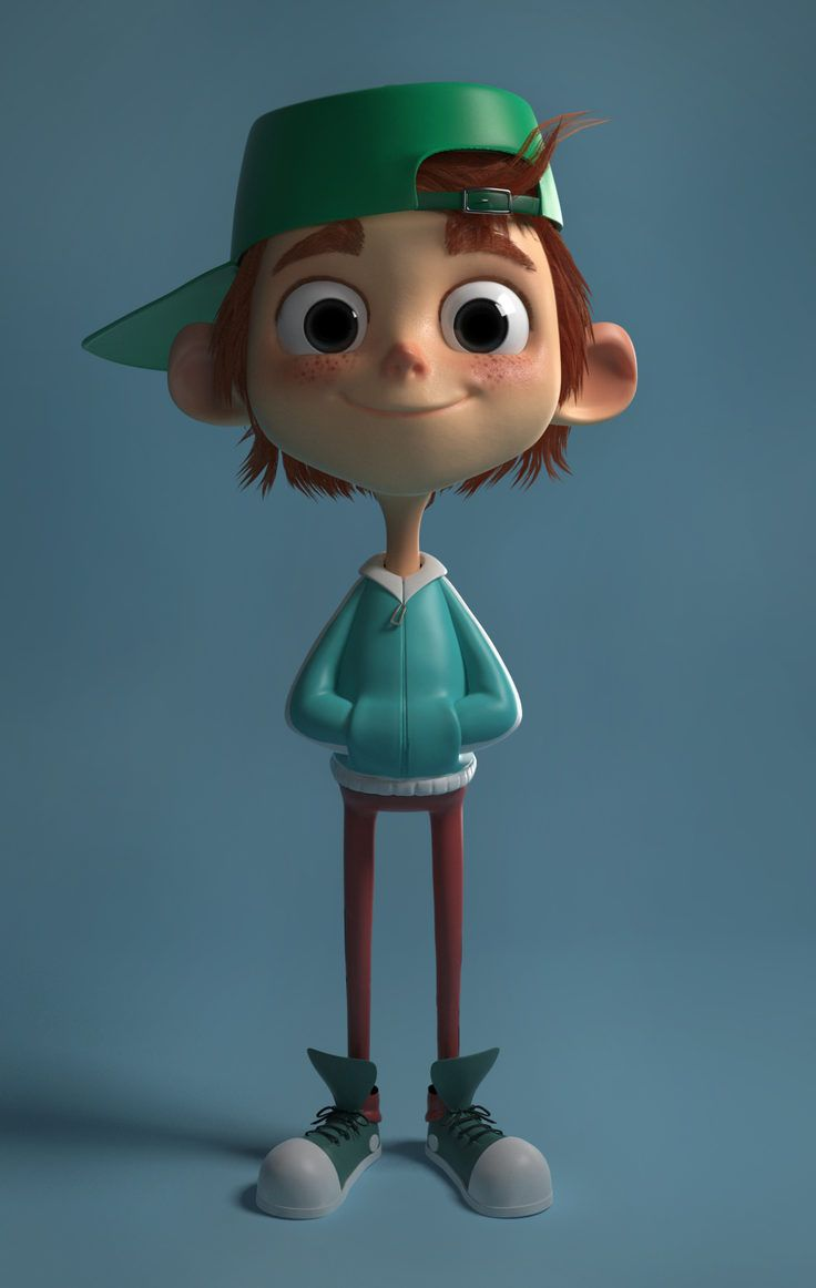 What Cartoon Character Do I Look Like : cartoon, character, Anderson, Carlos, Cartoon, Character, Design,, Design, Animation,
