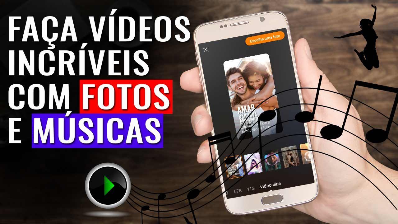 3 Aplicativos Para Fazer Videos Incriveis Com Fotos E Musicas