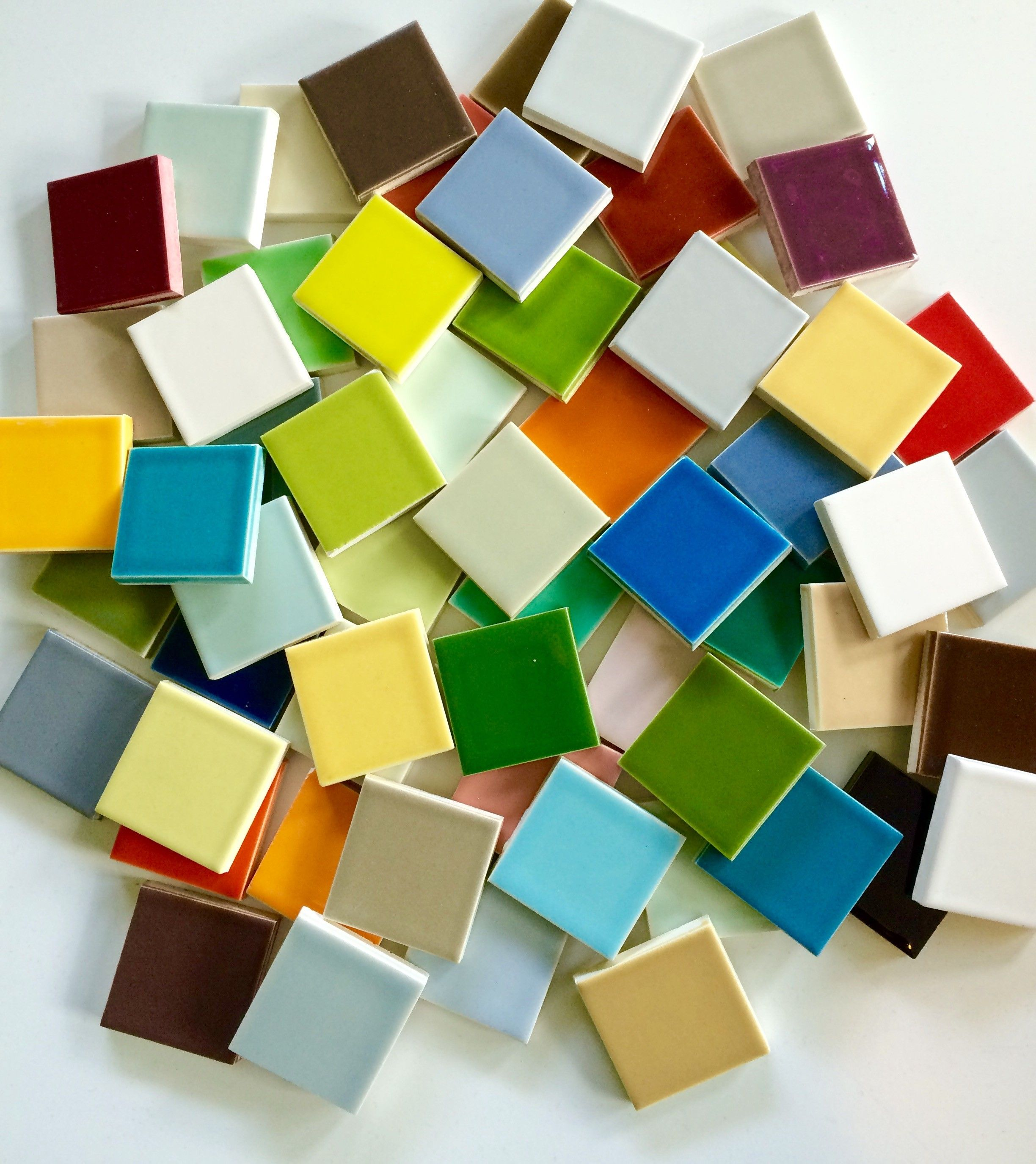 Modwalls kiln vellum cream ceramic tile glaze samples colorful modwalls kiln vellum cream ceramic tile glaze samples dailygadgetfo Images