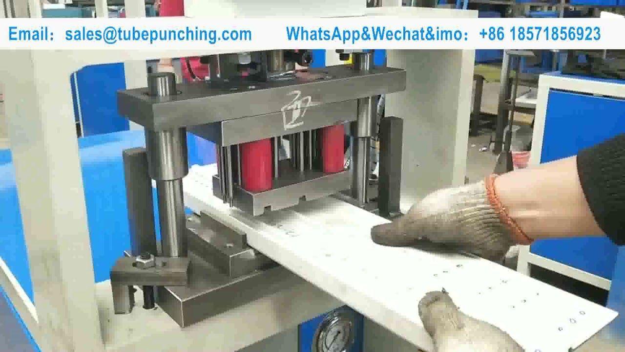 Aluminum Sheet Punching Machine Hydraulic Hole Punching Pressing Aluminium Sheet Hole Punch Hydraulic
