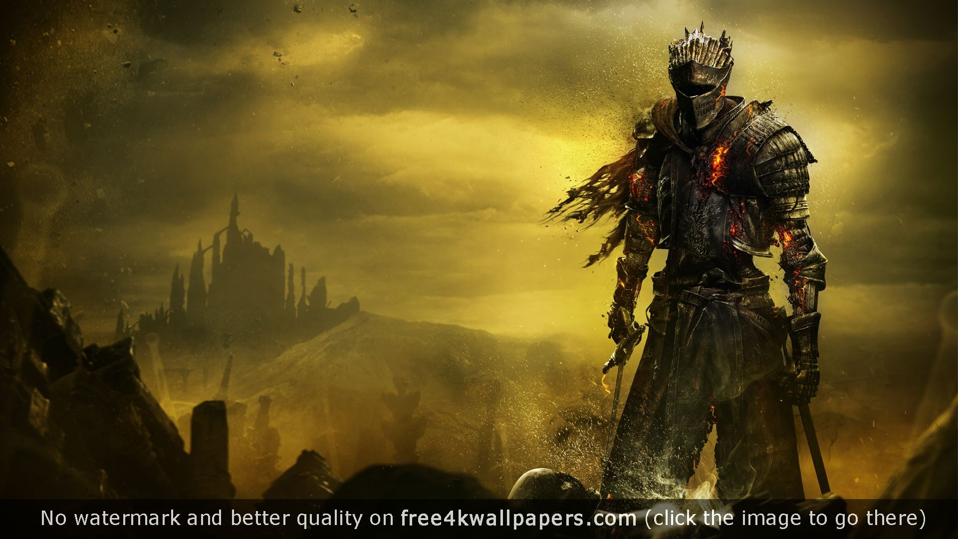 Soul Of Cinder Dark Souls 3 Hd Wallpaper Dark Souls Dark Souls 3 Dark Souls Wallpaper