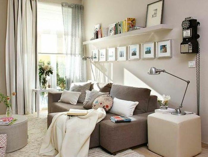 Photos Comment Aménager Un Petit Salon Homes Ideas Pinterest - Idee deco sejour salon