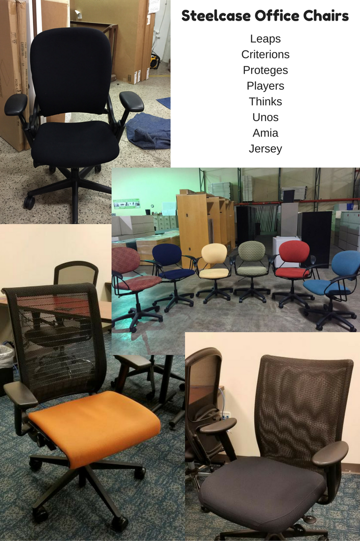 Used Steelcase Office Chairs from top rated office
