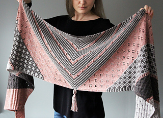 Ravelry: Festival of Stitches pattern by Lisa Hannes
