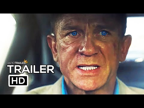 James Bond 007 No Time To Die Official Trailer 2020