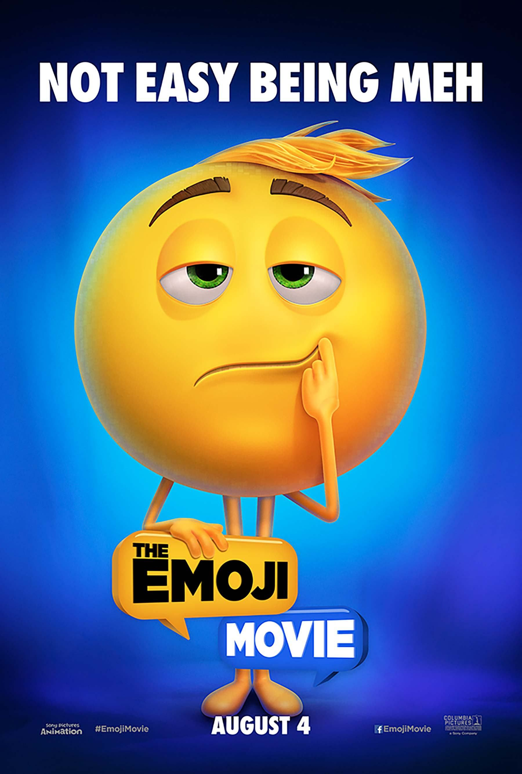 edcf87f54 Check Out The First Teaser For  The Emoji Movie