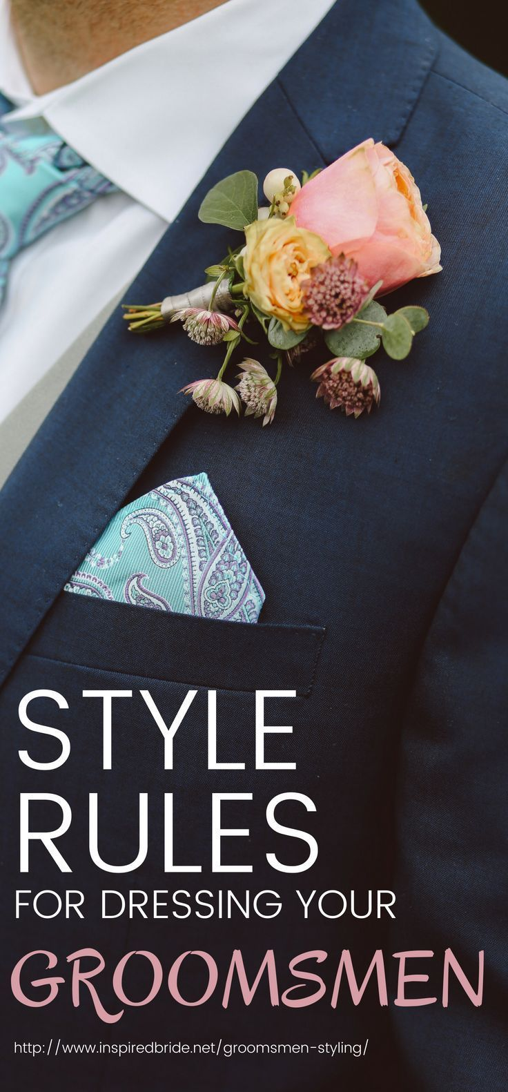 Wedding decorations at church january 2019 Style Rules for Dressing Your Groomsmen  Grooms Fashion  Pinterest