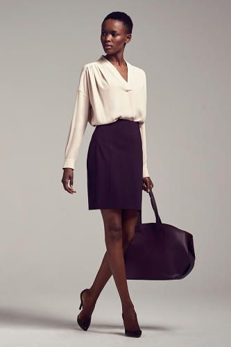 9e3de7f5c31eb LaFleur has found success selling workwear to busy women who want to look  great but defy stereotypes about fashion.