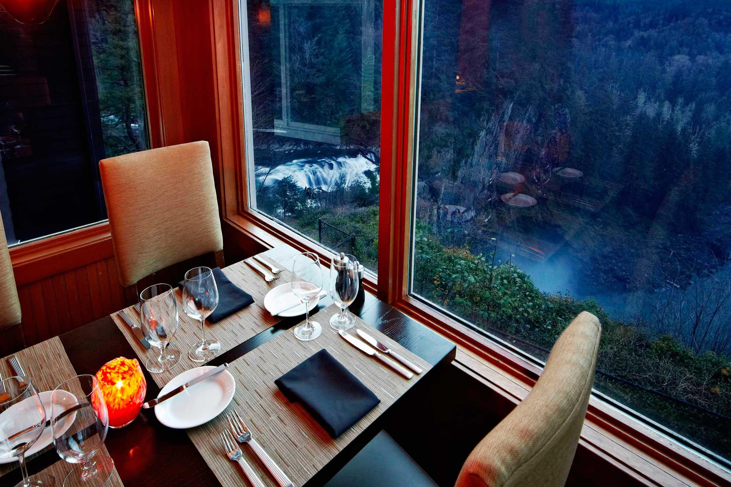 Salish Lodge and Spa Seattle