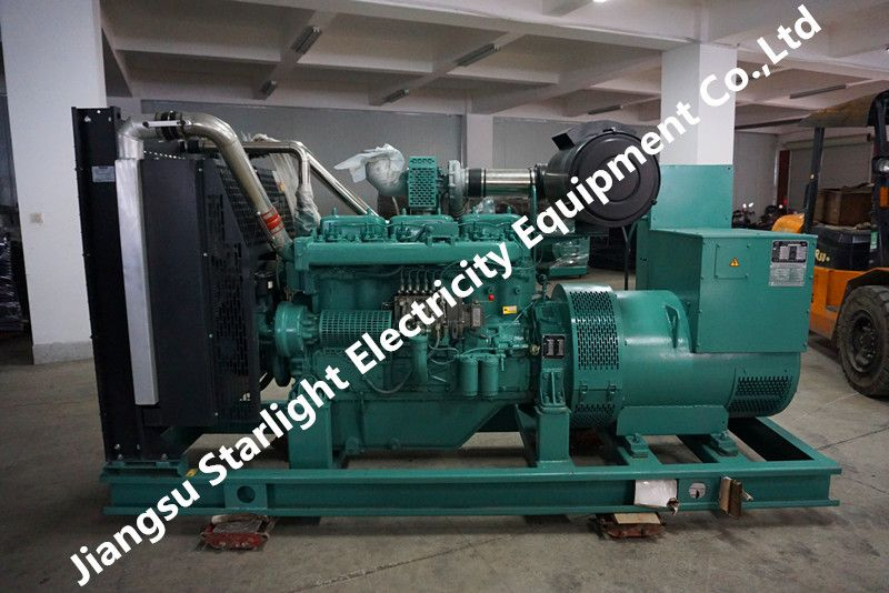 Alternator Shanghai Kepu Tfw2 360 4 Equipped With Avr Controller Smartgen 6110 Warranty One Year Or Diesel Generators Power Generator Alternator