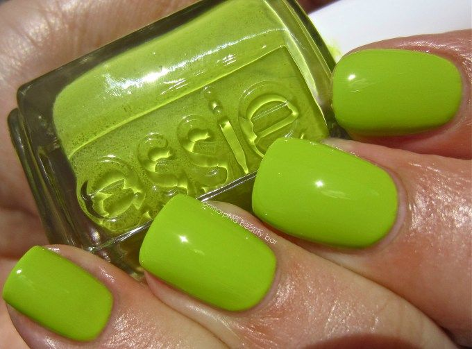 essie The More The Merrier swatch | Nails | Pinterest