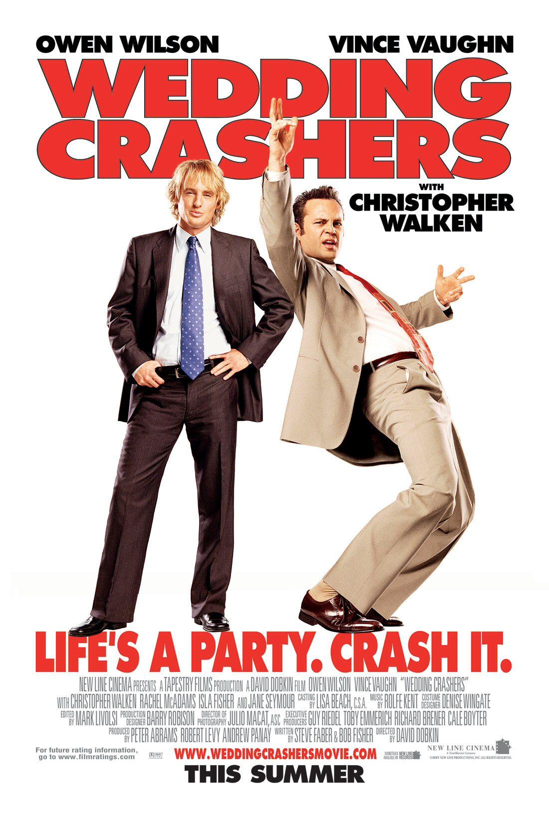 Wedding crashers Los caza novias. (With images) Funny