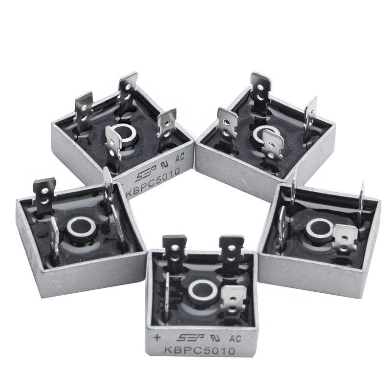 3.97$ (Buy here: http://alipromo.com/redirect/product/olggsvsyvirrjo72hvdqvl2ak2td7iz7/32717087027/en ) 5Pcs 50A KBPC5010 1000V Metal Case Single Phases Diode Bridge Rectifier for just 3.97$