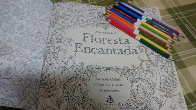 Começando a colorir!!!