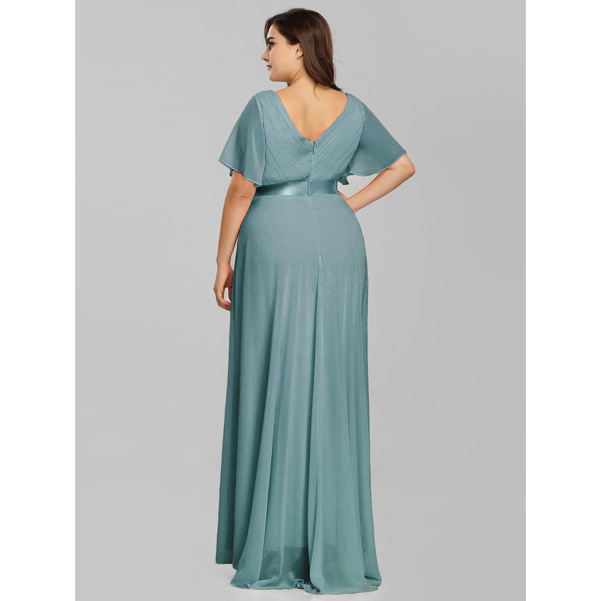 Ever Pretty Ever Pretty Womens Flowy Mother Of The Bride Dresses For Women 98902 Dusty Blue Us16 Walmart Com In 2021 Bridesmaid Dresses Plus Size Long Bridesmaid Gowns Long Bridesmaid Dresses [ 2000 x 2000 Pixel ]