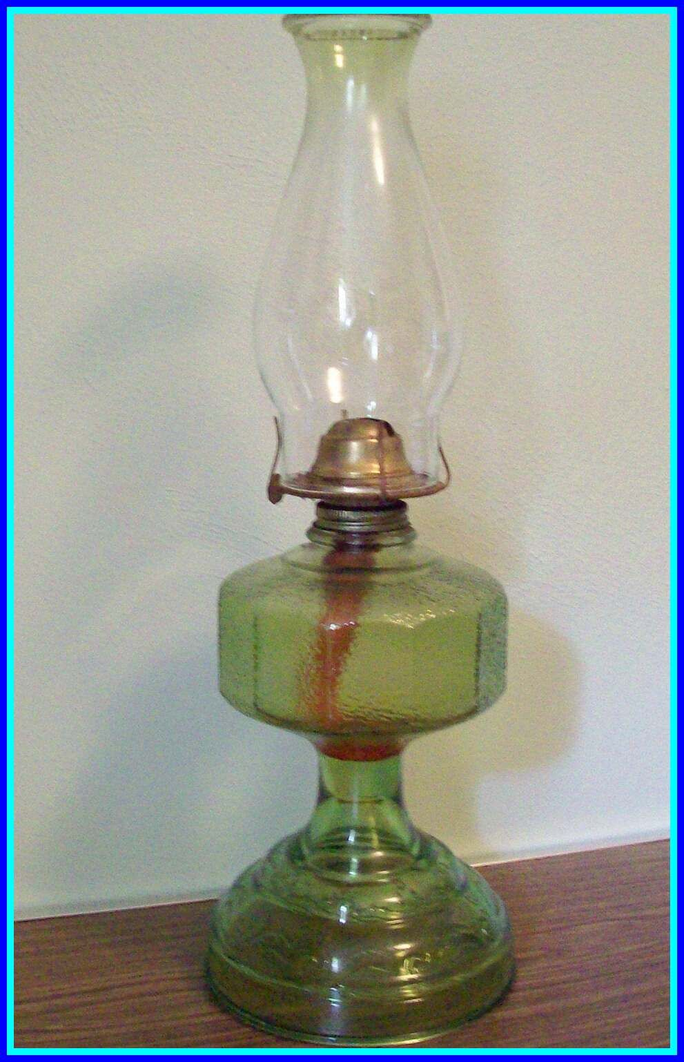 94 Reference Of Vintage Lamps Green In 2020 Oil Lamps Vintage Lamps Lamp