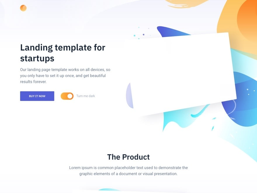 40 Free Html Landing Page Templates Page Template Landing Page Css Templates