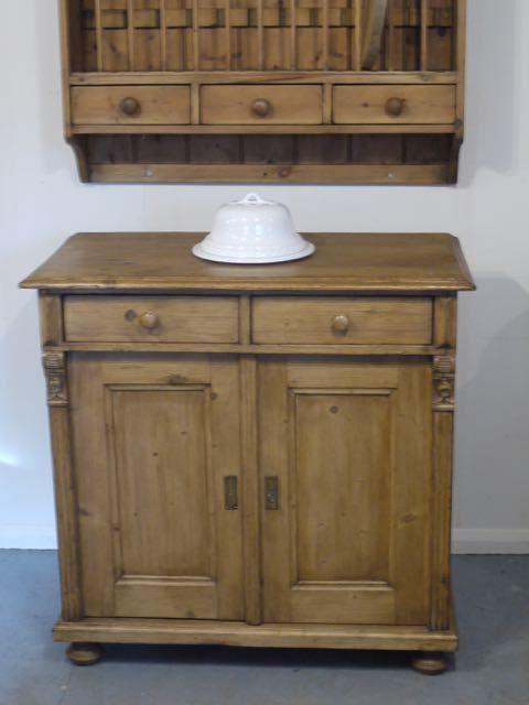 Antique French Dresser Or Side Cupboard Www Lovinglymadeltd Co Uk
