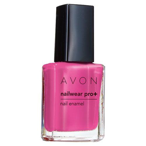 "Avon Pink Nail Polish: Avon Nail Polish ""Viva Pink"""