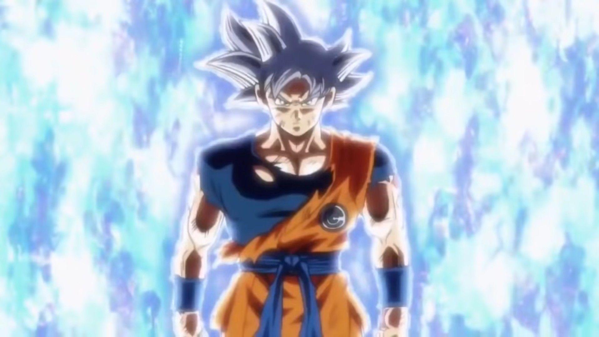 Ultra Instinct Goku In Super Dragon Ball Heroes Dragon Ball Super Manga Dragon Ball Image Goku Wallpaper