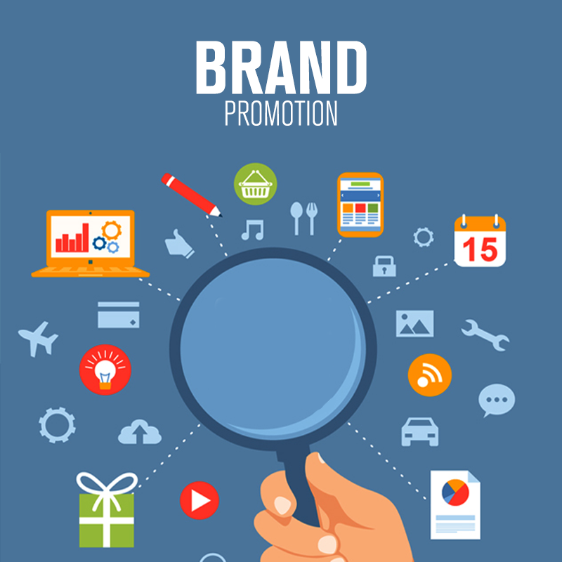 Best brand promotion techniques to promote your business | Brand promotion, Brand identity design, Company branding