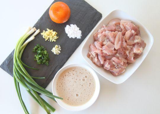 Primal Chinese Orange Chicken #chineseorangechicken Primal Chinese Orange Chicken - Paleo Recipe #chineseorangechicken