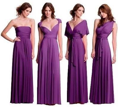 6175d9547b Resultado de imagen para vestidos de dama de honor para invierno ...