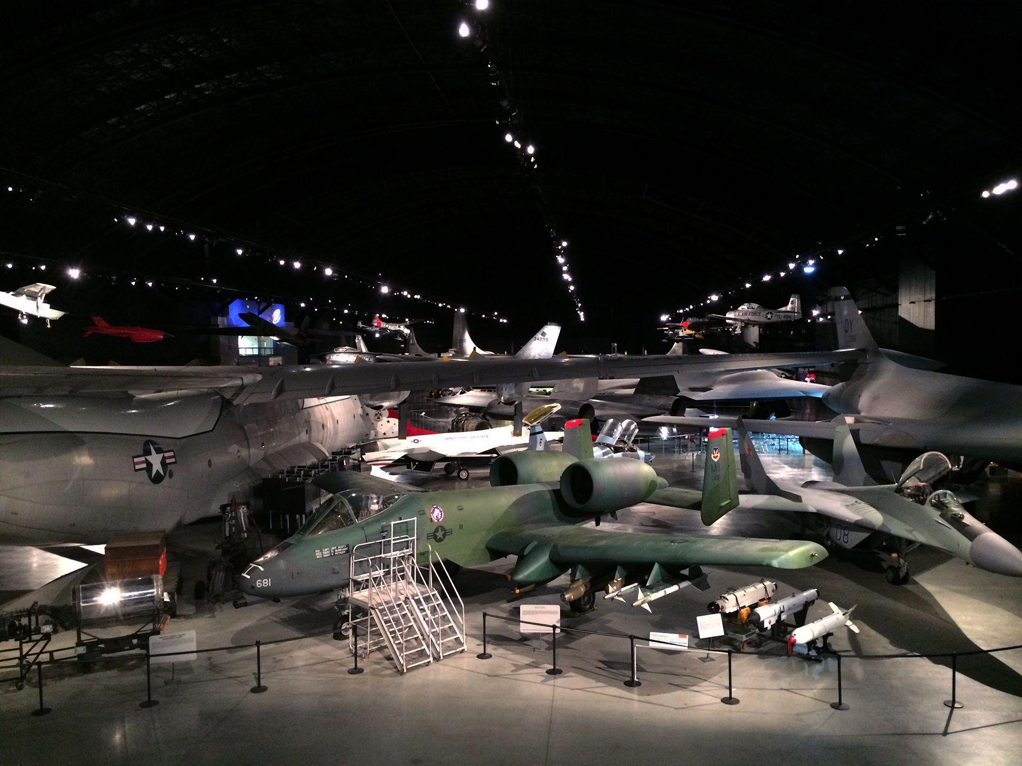Musée de la force aérienne Trip advisor, Dayton ohio