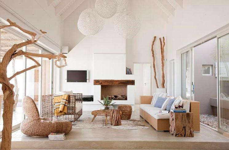 Risultati immagini per arredamento casa al mare casa house