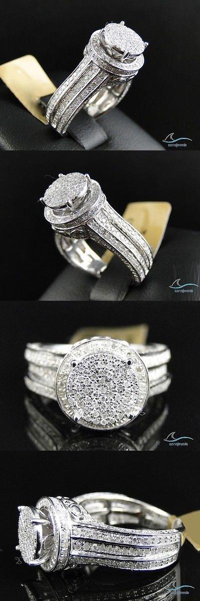Diamond D Vvs1 Diamond Engagement Ring La s Wedding Band