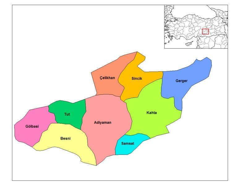 Türkiye Iller Haritası 81 Ilin Haritası Coğrafya Türkiye Ve