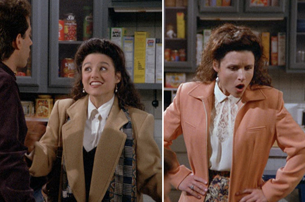 Why Seinfeld S Elaine Benes Is My Style Goddess Seinfeld Elaine Seinfeld Costume Seinfeld