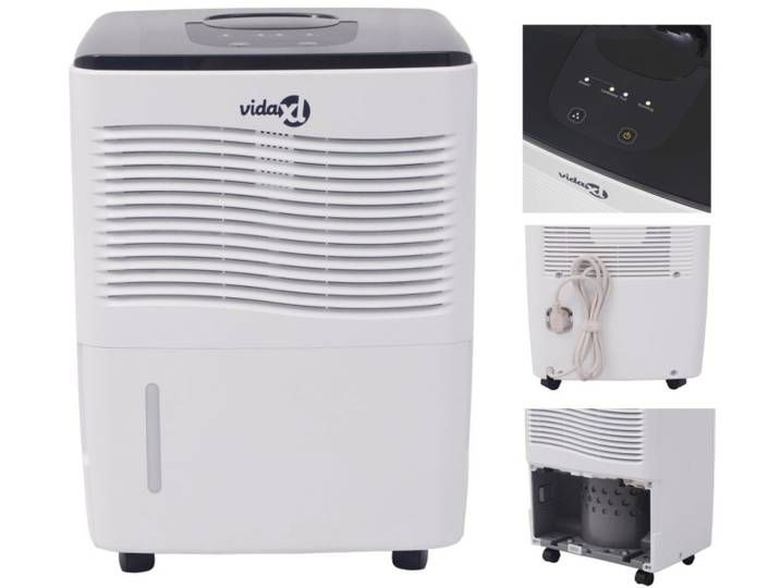 Vidaxl Heim Luftentfeuchter 12 L 24 H 230 W Luftentfeuchter