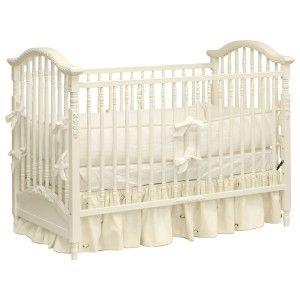 Madison Spindle Crib In Ivory. Nursery ...