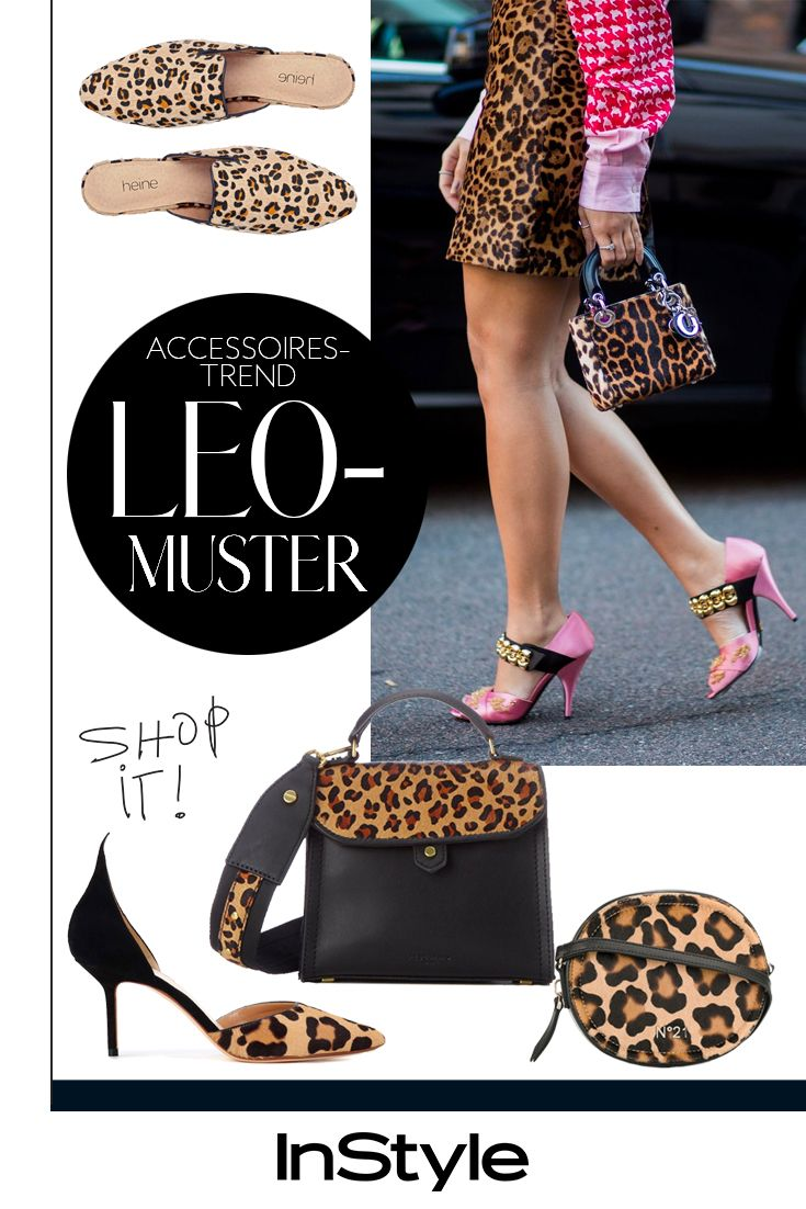 leo print das muster der aktuellen fashion show und auch wir lieben - Leo Muster