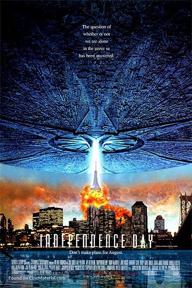 Independence Day 1996 Will Smith Bill Pullman Jeff Goldblum