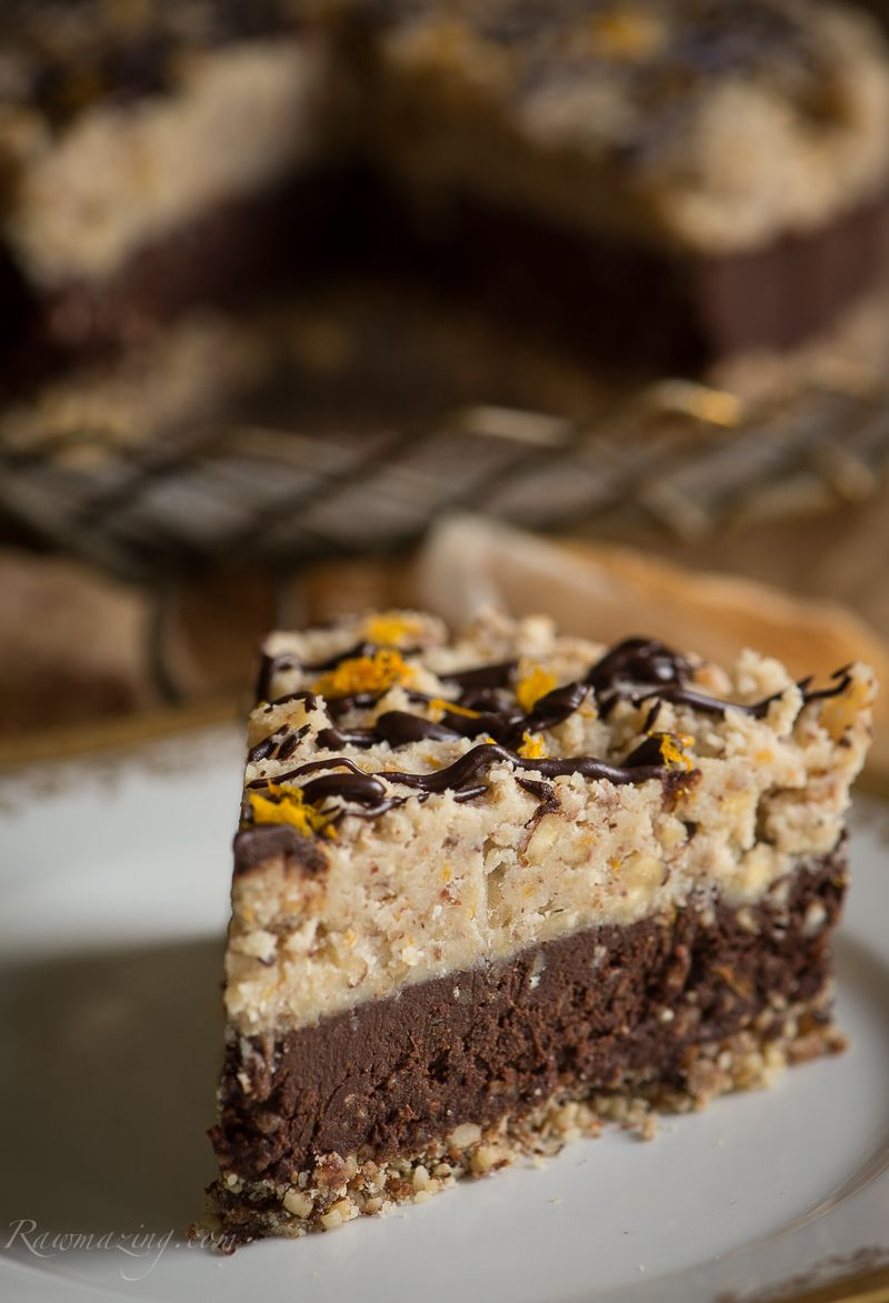 Deser williams pictures to pin on pinterest - Raw Orange Chocolate Hazelnut Torte Wendy Felts Werley Williams Rawmazing Com