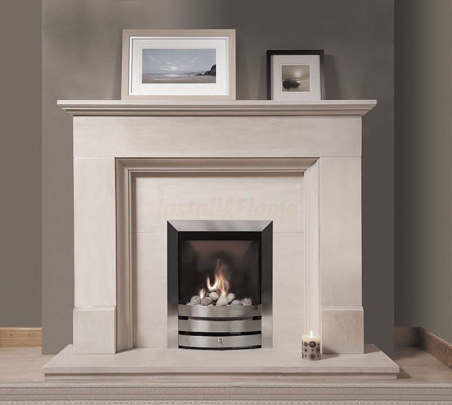 fireplace mantel winnteka traditional limestone sale winnetka mantels