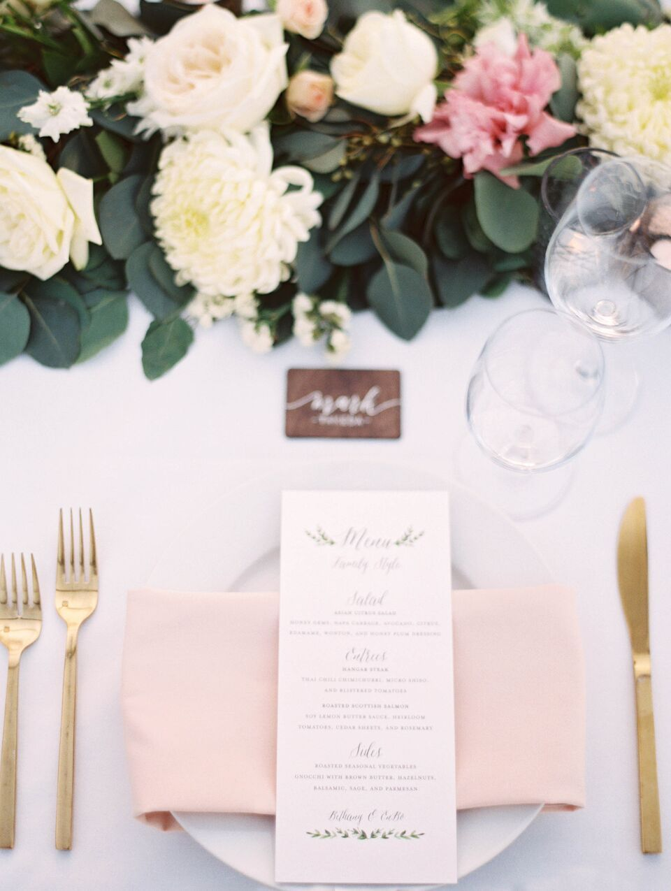 Elegant Country Western Malibu Wedding from Esther Sun Photography ...