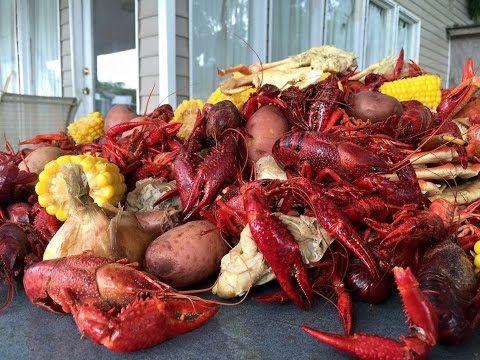 How To Boil Crawfish Louisiana Style Crawfish Crawfish Boil Crawfish Boil Party