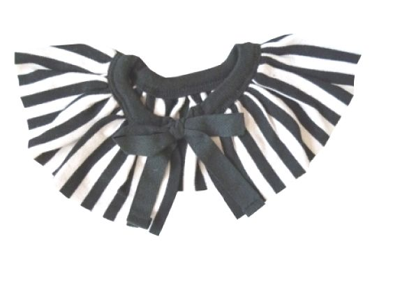 Collar By Eva & Oli #stripes