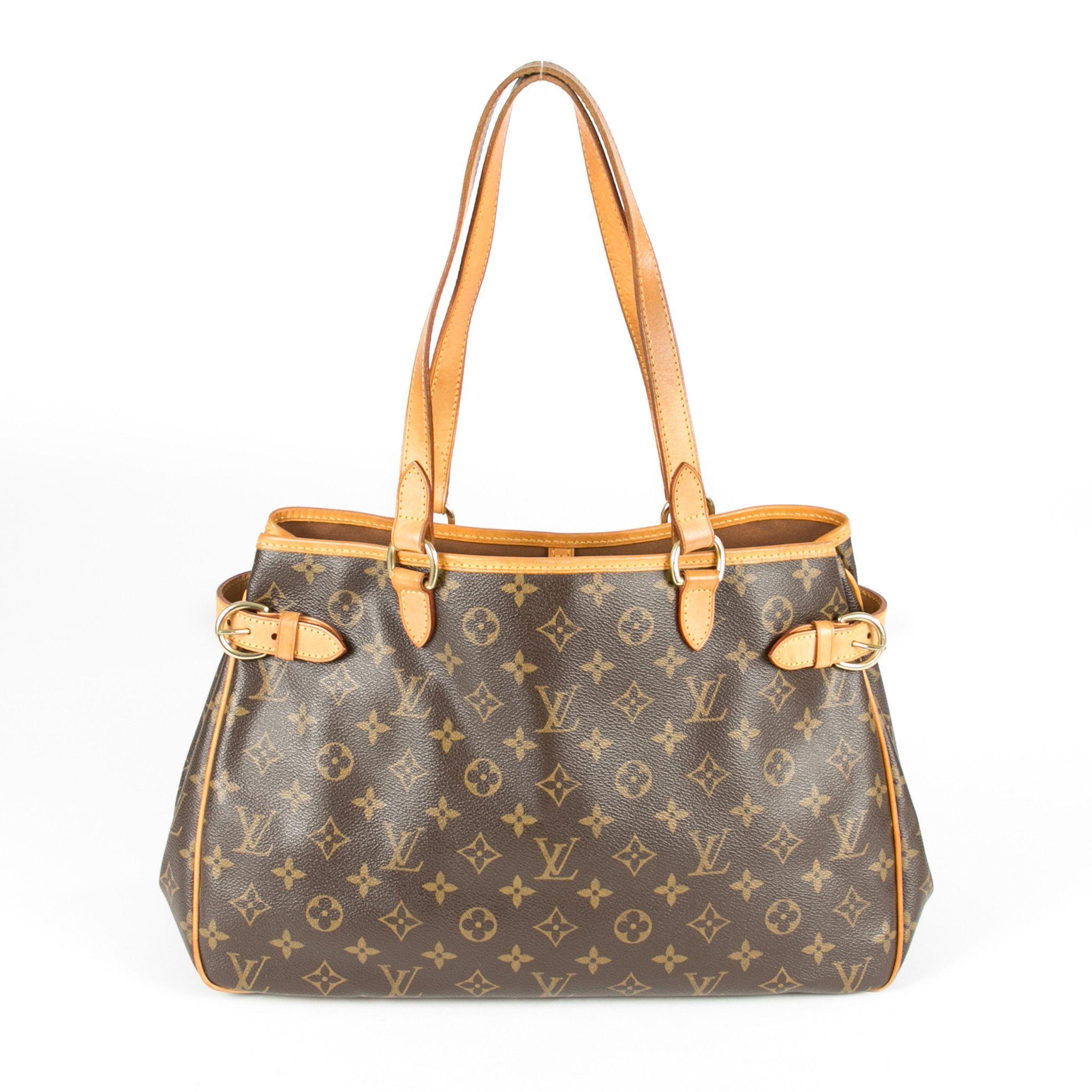 3bd6bef1b62 Louis Vuitton Batignolles Horizontal (Authentic Pre Owned) | Bags ...